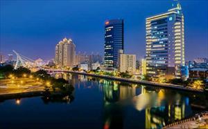 台南好宿-浪漫河景